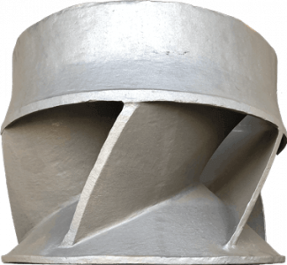 Impeller-with-OD-1100-mm